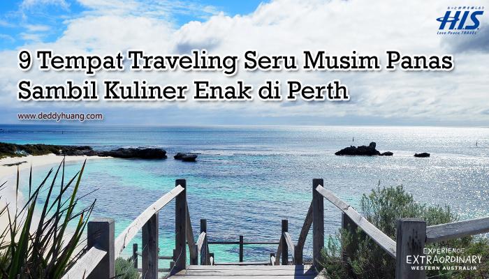 banner western australia perth - 9 Tempat Traveling Seru Musim Panas Sambil Kuliner Enak di Perth