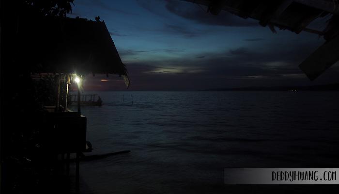 senja di raja ampat - Jelajah Raja Ampat: Pulau Mansuar, Surga Wisata Bahari Indonesia Mendunia (Bagian 1)