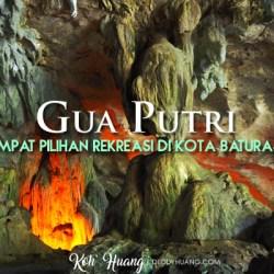 banner gua putri - Gua Putri Tempat Pilihan Rekreasi di Kota Baturaja, Sumatera Selatan