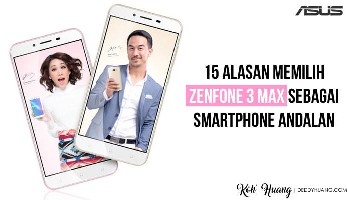 banner asus zenfone3max - 15 Alasan Memilih ZenFone 3 Max Sebagai Smartphone Andalan