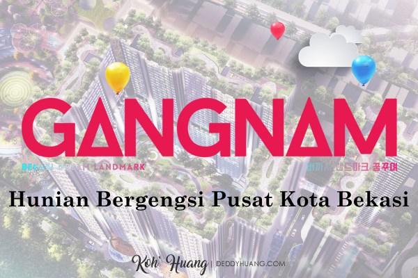 Gangnam District Hunian Bergengsi Pusat Kota Bekasi