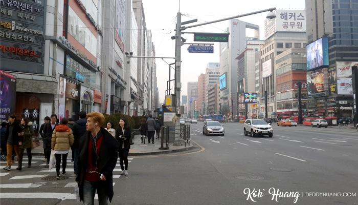 gangnam area seoul - Gangnam District Hunian Bergengsi Pusat Kota Bekasi