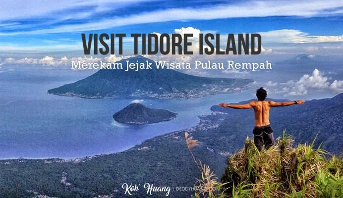 banner tidore - Visit Tidore Island - Merekam Jejak Wisata Pulau Rempah