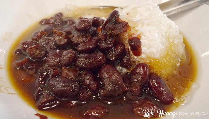 es kacang merah palembang - Datang Ke Palembang Enaknya Cari Makan Apa?