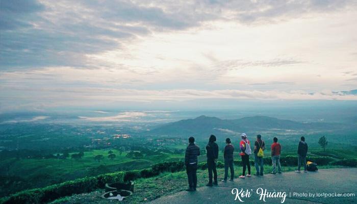 sunrise pagaralam - Berwisata Nyaman ke Pagaralam Menggunakan GPS Mobil Lewat Jalur Lintas Sumatera