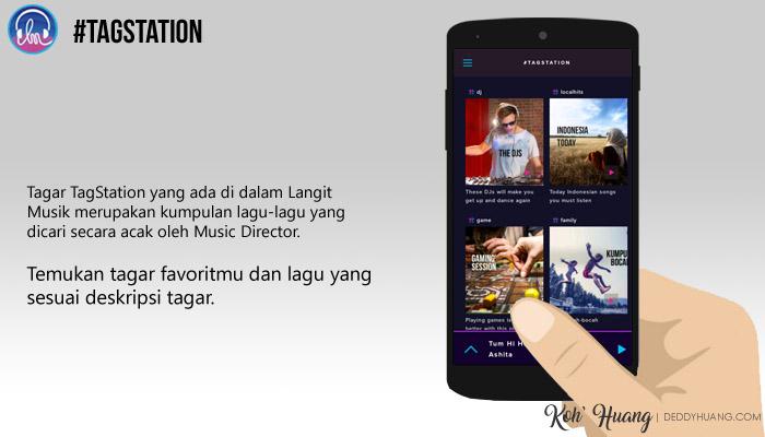 tagstation - Langit Musik, Cara Keren Nikmati Musik Digital Secara Legal