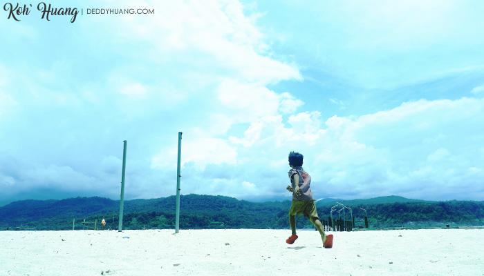 anak pulau pisang - Jelajah Pesona Pulau Pisang, Krui (Bagian 1)