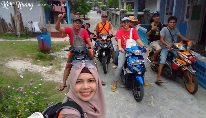 keliling pulau pisang - Jelajah Pesona Pulau Pisang, Krui (Bagian 1)