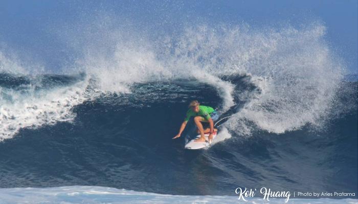 krui surf pro - Menikmati Krui Dalam Satu Hari