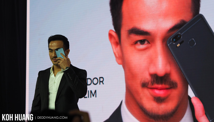 Brand Ambassador ZenFone Zoom S