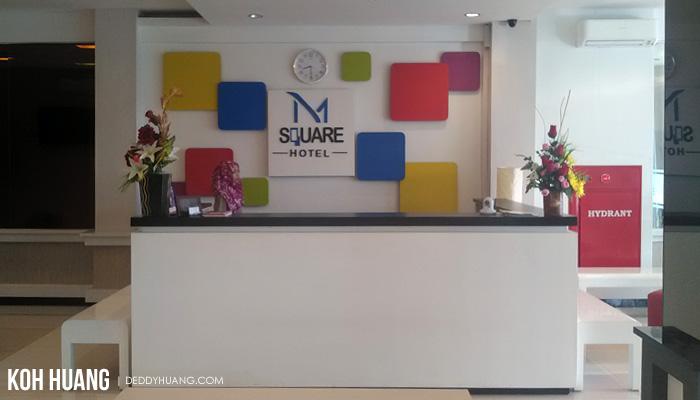 m square hotel palembang