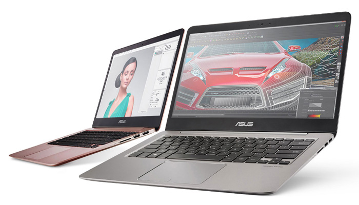 grafis andalan - Rahasia Kerja Asyik Menjadi Kreator Konten Bersama ASUS ZenBook UX410UQ