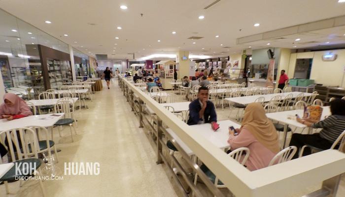 kantin makan di mahkota melaka - Panduan Berobat ke Melaka : Mahkota Medical Centre