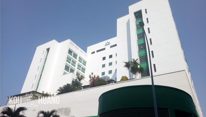 mahkota medical centre - Panduan Berobat ke Melaka : Mahkota Medical Centre