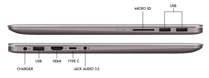 port ux410 - Rahasia Kerja Asyik Menjadi Kreator Konten Bersama ASUS ZenBook UX410UQ