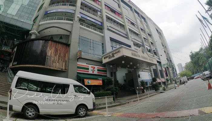 berjaya penang hotel - Panduan Berobat ke Penang : Penang Adventist Hospital