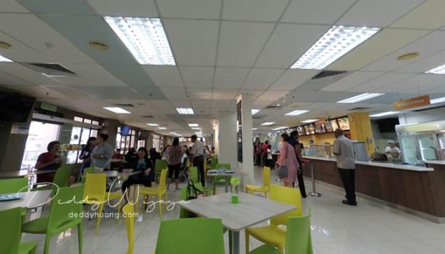 cafetaria penang adventist - Panduan Berobat ke Penang : Penang Adventist Hospital