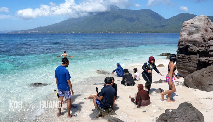 keseruan di failonga - Failonga, Unspoken Beauty of Tidore