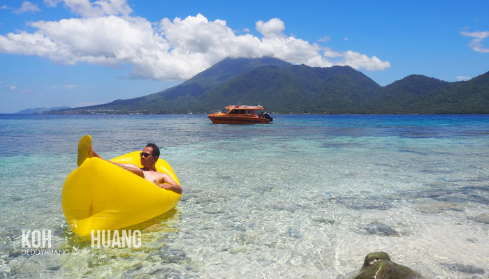 lazy bag tidore - Failonga, Unspoken Beauty of Tidore