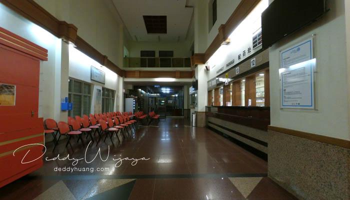 ruang tunggu apotik - Panduan Berobat ke Penang : Penang Adventist Hospital