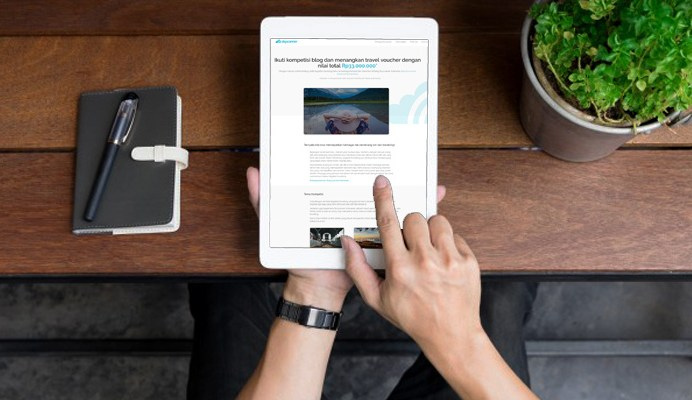 skyscanner indonesia - Aha Moment Skyscanner : Menikmati Kebersamaan di Cobo