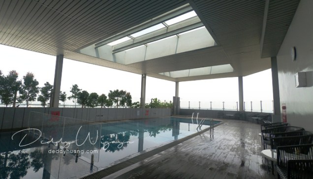 fasilitas kolam renang santika premier bsd - Pelesiran Menikmati Kawasan BSD City