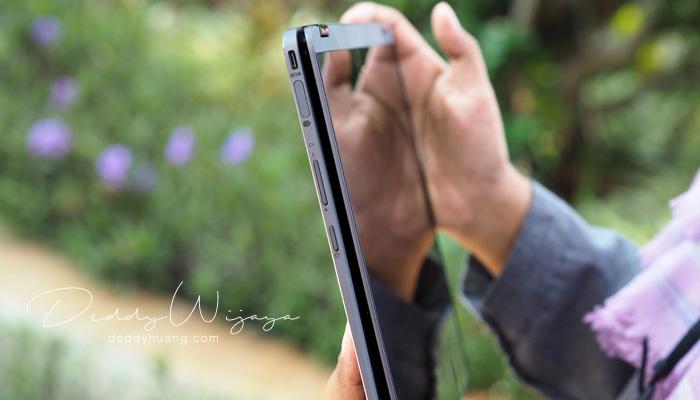 zenbook flip s fingerprint - Traveling Bawa Laptop? Ini Laptop 2in1 Untuk Gaya Hidup Kamu yang Dinamis