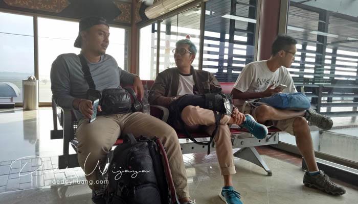bandara soekarno hatta - Resorts World Genting, Perjalanan yang Mendebarkan Hati
