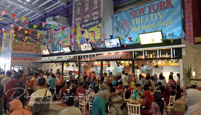 food hall trans studio mini - Baru! 2 Tempat Bermain Anak di Palembang