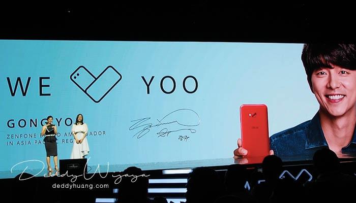 gong yoo indonesia - 7 Perbedaan ASUS ZenFone 4 Selfie dan ZenFone 4 Selfie Pro