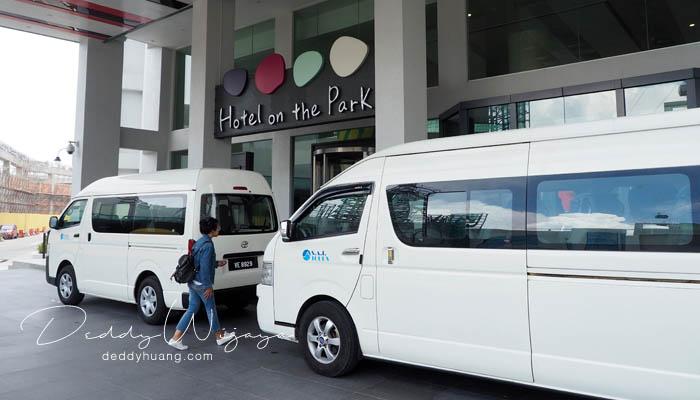 hotel on the park genting - Resorts World Genting, Perjalanan yang Mendebarkan Hati