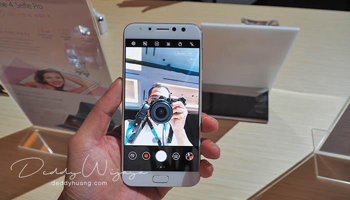 kamera depan zenfone 4 selfie - 7 Perbedaan ASUS ZenFone 4 Selfie dan ZenFone 4 Selfie Pro