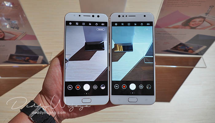 kamera zenfone selfie - 7 Perbedaan ASUS ZenFone 4 Selfie dan ZenFone 4 Selfie Pro