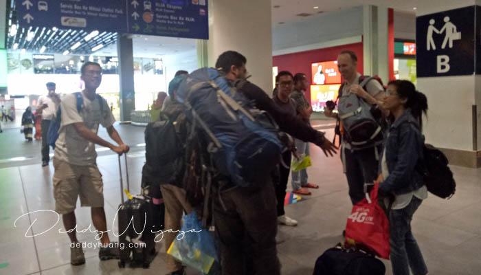 klia2 - Resorts World Genting, Perjalanan yang Mendebarkan Hati