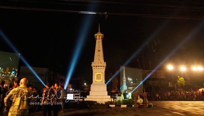 landmark kota jogja - Wayang Jogja Night Carnival 2017, Malam Puncak HUT 261 Yogyakarta