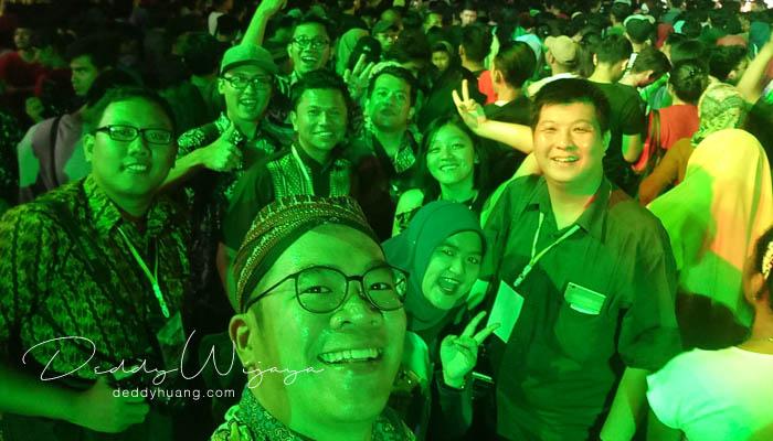 malam wayang jogja night carnival - Wayang Jogja Night Carnival 2017, Malam Puncak HUT 261 Yogyakarta