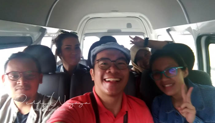 selfie 01 - Resorts World Genting, Perjalanan yang Mendebarkan Hati