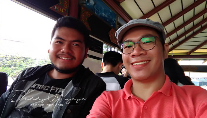 selfie 02 - Resorts World Genting, Perjalanan yang Mendebarkan Hati