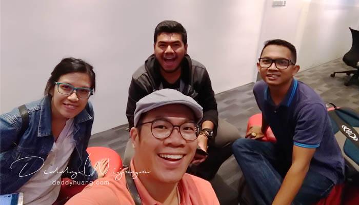 selfie 03 - Resorts World Genting, Perjalanan yang Mendebarkan Hati