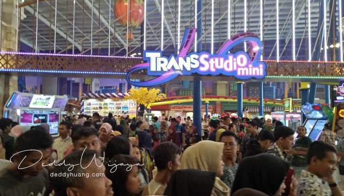trans studio mini palembang city center - Baru! 2 Tempat Bermain Anak di Palembang