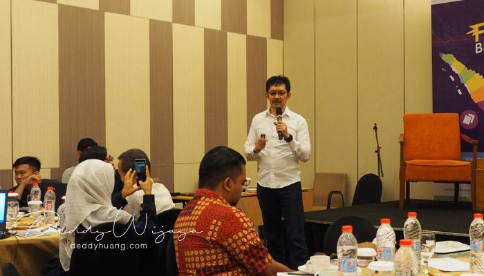 1 - Blogger Palembang Sarasehan Bersama KOMINFO