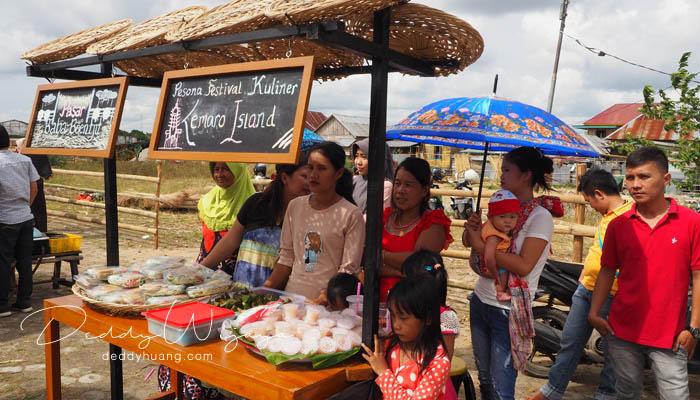 festival kuliner - Pasar Baba Boentjit, Warna Baru Wisata Kota Palembang