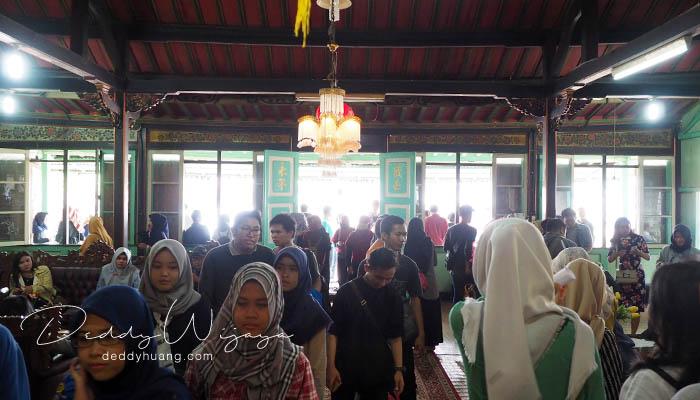 festival pasar baba ongboentjit - Pasar Baba Boentjit, Warna Baru Wisata Kota Palembang