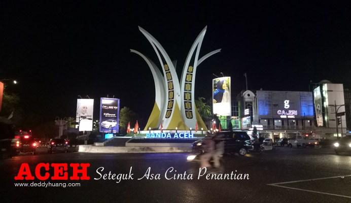 banda aceh - Aceh, Seteguk Asa Cinta Penantian