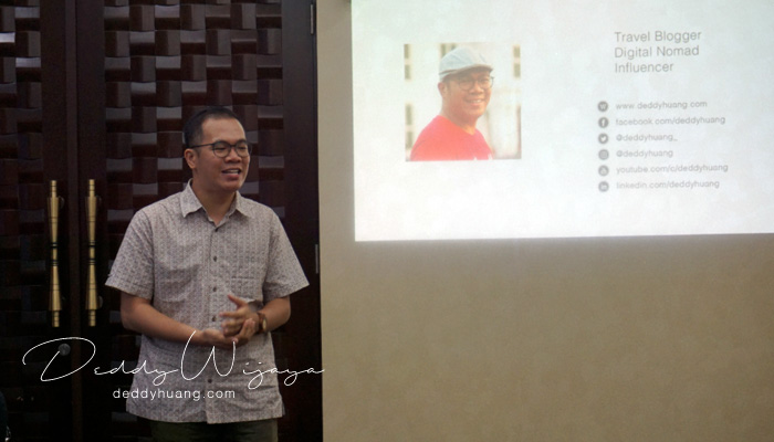 presentasi deddyhuang - Sudut Istana : Harapanku Sebagai Blogger (Bagian 2)
