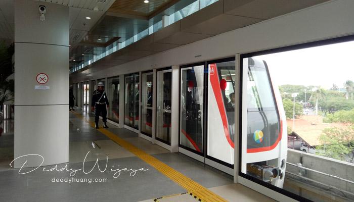 skytrain bandara soetta - Penasaran! Inilah Penampakan Skytrain Bandara Soekarno Hatta