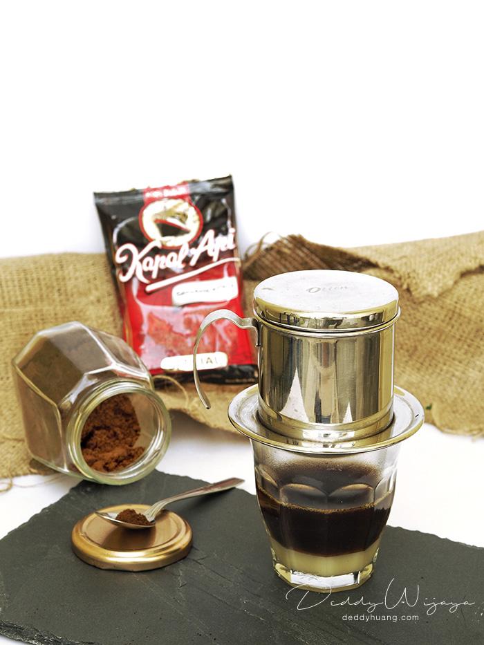 vietnam coffee - Secangkir Semangat Kopi Kapal Api Jelas Lebih Enak