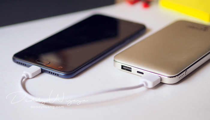 acmic powerbank - [REVIEW] ACMIC A10Pro 10000 mAh Quick Charge 3.0