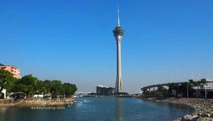 macao tower 2 - Macao Tower High Tea, Tempat Seru Menikmati Panorama Kota Macao