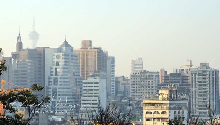 macao view - Sunyi Pagi Membisu Macao